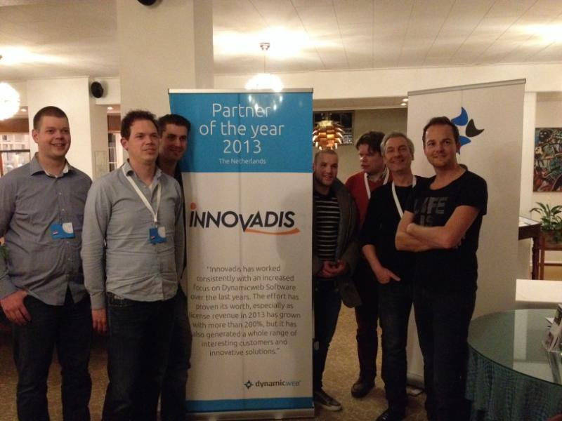 Dynamicweb Partner Awards 2014