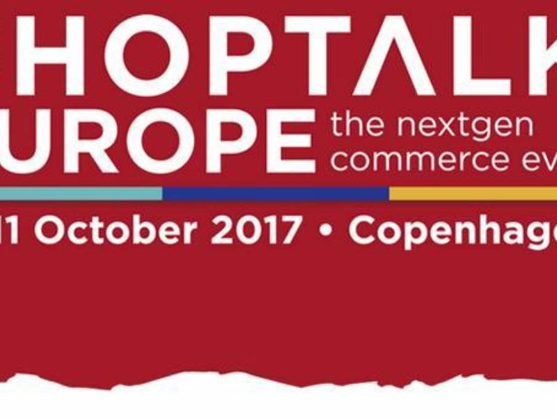 Mød Dynamicweb på Shoptalk Europe 2017